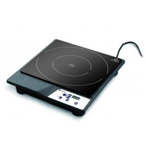 Plita inductie, model 1800W, display digital, 315x345x(H)70 mm