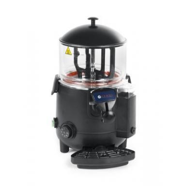 Dispenser pentru ciocolata fierbinte - 5 lt - sistem incalzire bain-marie