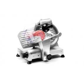 Feliator electric profesional, lama taiere diam. 300 mm, grosime taiere reglabila 0-15 mm, corp aluminiu, corp aluminiu, 420 W