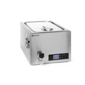 Sistem de gatit Sous-vide 20 lt 600W, termostat reglabil 45-90 gr C