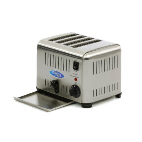 Toaster profesional cu capacitate 4 felii
