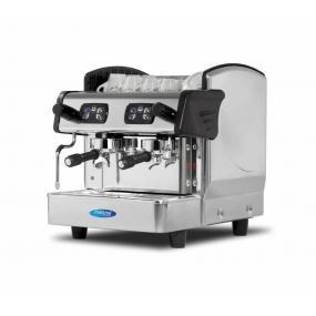 Espressor profesional cafea cu 2 grupuri ELEGANCE