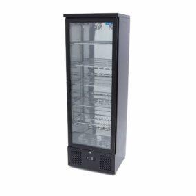 Frigider vertical bar cu 1 usa, 5 rafturi BCU 1