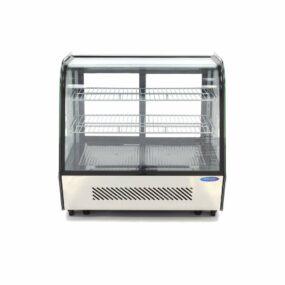 Vitrina rece prajituri, sandwich-uri, 160L
