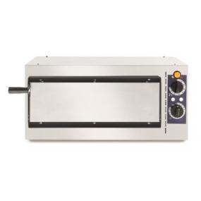 Cuptor pizza clasic 1 camera, 1/40, termostat 50-320 gr C, 1600W, 568x430x(H)280 mm