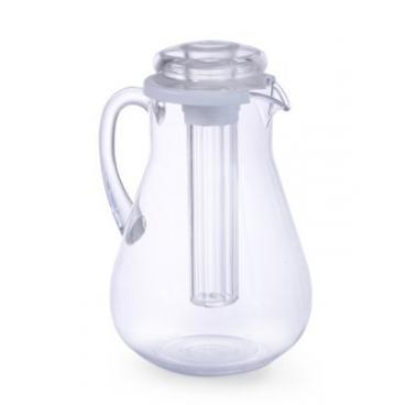 Carafa pentru suc 3 lt - plastic rezistent la zgarieturi