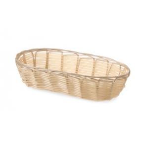 Cos pentru paine - oval 230x100x(H)60 mm