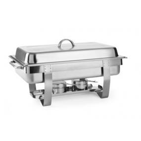 Chafing dish Gastronorm 1/1, otel inoxidabil - Model Fiora