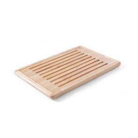 Tocator pentru baghete, lemn, 475x322 mm