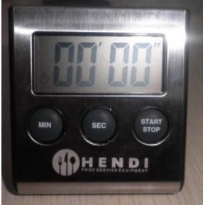 Timer digital pentru bucatarie 65x70x(H)17 mm