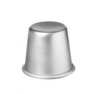 Forma tip baba cu rama, aluminiu, 70x(H)68 mm