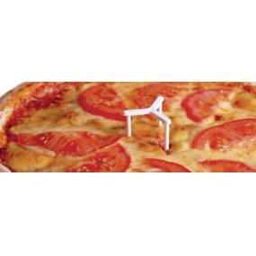 Distantier pentru pizza, polipropilena, set de 500 bucati