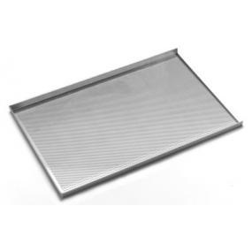 Tava Hendi perforata aluminiu 600x400 mm