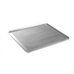 Tava Hendi perforata GN 2/3 - cu 4 margini, aluminiu
