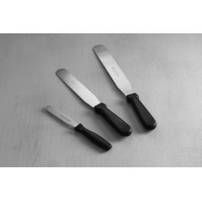 Cutit patiserie, 203x34 mm, lama inox neteda ideala pentru intins creme