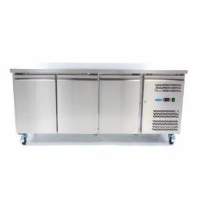Masa congelator inox 2 usi Maxima FR WTFR 2