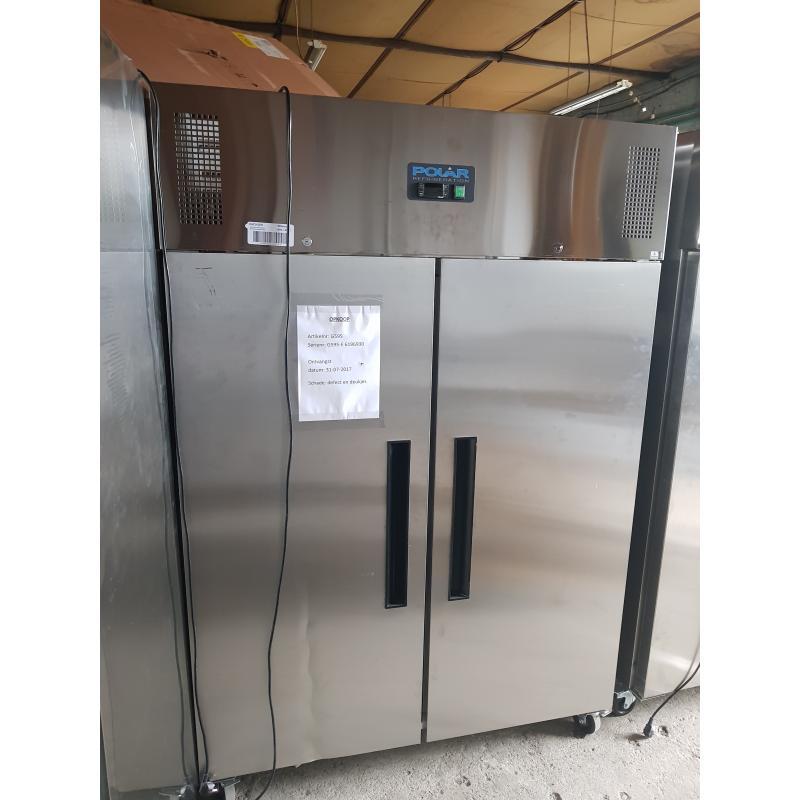 Congelator inox cu 2 usi Polar 1200l
