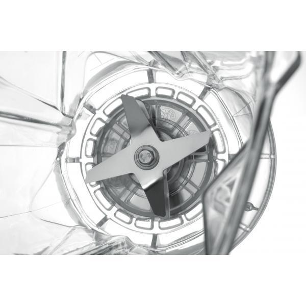 Blender profesional, 1680 W, max 24800 rpm, cana din policarbonat 2 lt, 210x230x(H)520 mm