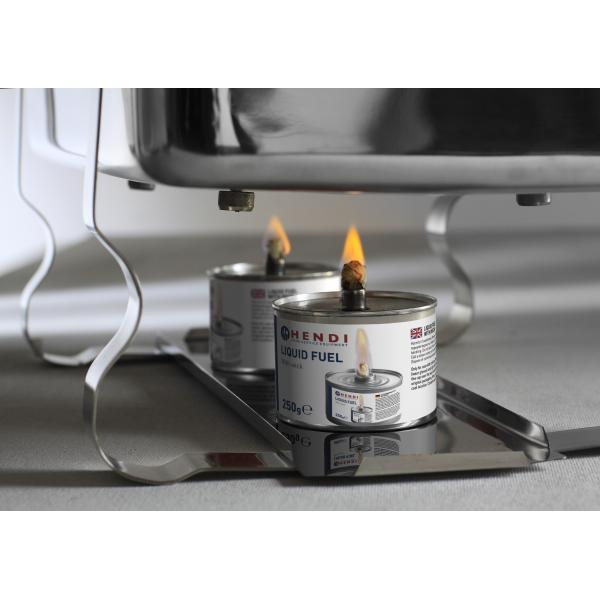 Combustibil lichid cu fitil - 24 in cutie - 200 gr