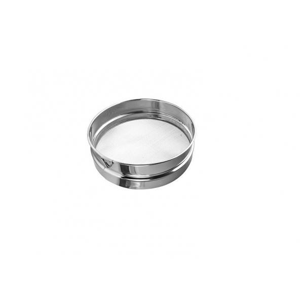 Sita brutarie, pentru faina si gris, cu carlig, 400x(H)75 mm