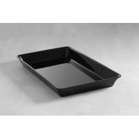 Tava Gastronorm 1/1 - 530x325x(H)50 mm, neagra
