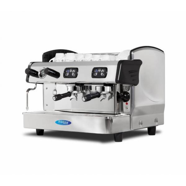 Espressor profesional cafea cu 2 grupuri ELEGANCE Grande