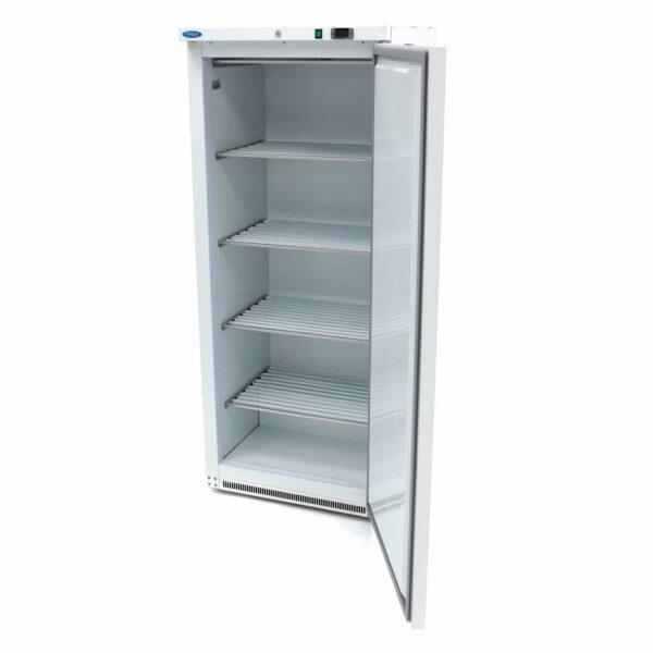 Congelator vertical profesional 600L, alb