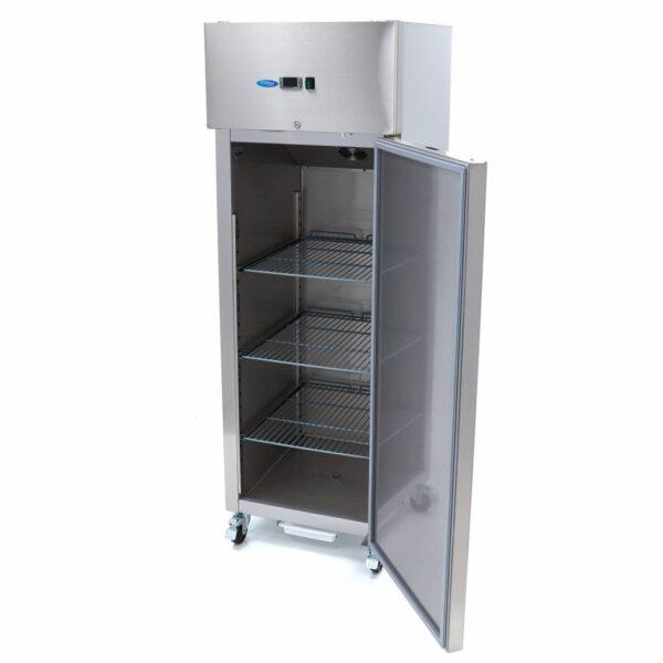 Congelator vertical inox R600L GN