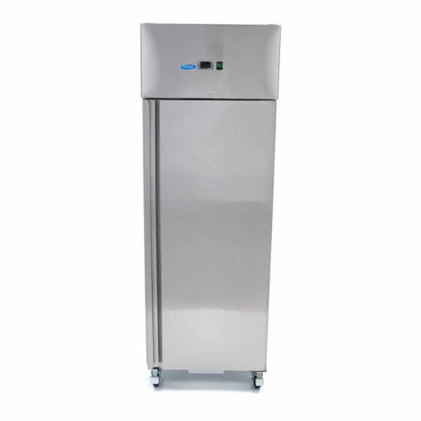 Congelator vertical inox FR 400L SN