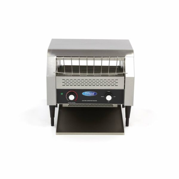 Toaster profesional tunel inox 450 felii/h