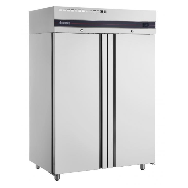 Congelator inox vertical cu 1 usa