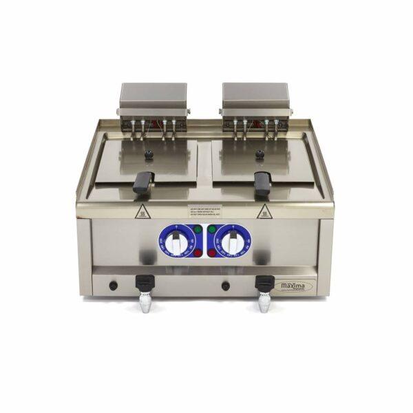 Friteuza electrica de banc 1 x 10l