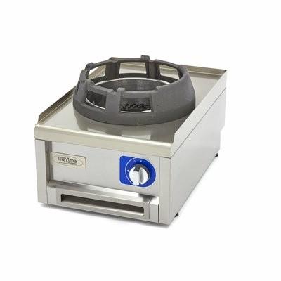 Masina de gatit cu un arzator tip wok linia 600