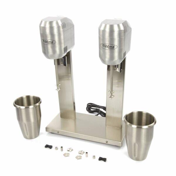 Maxima Milkshaker / Mixer de băuturi cu 1 cupa - 2 viteze