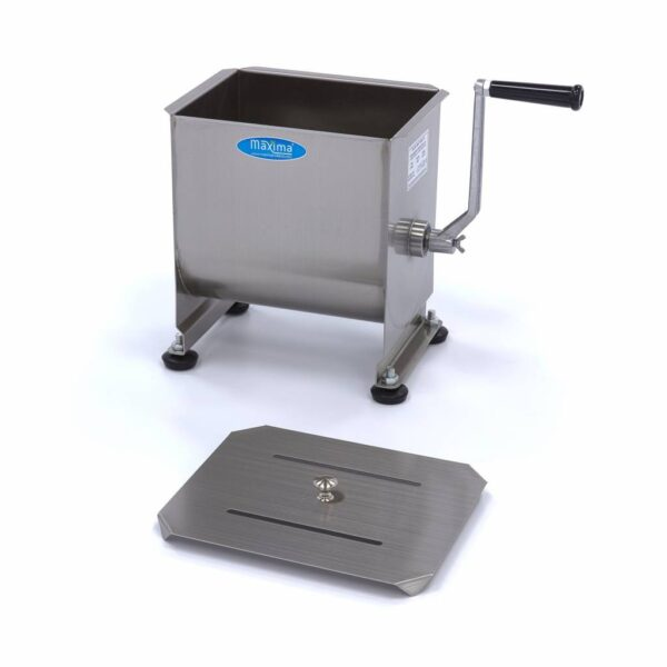 Maxima malaxor de carne manual / blender de carne 10 litri