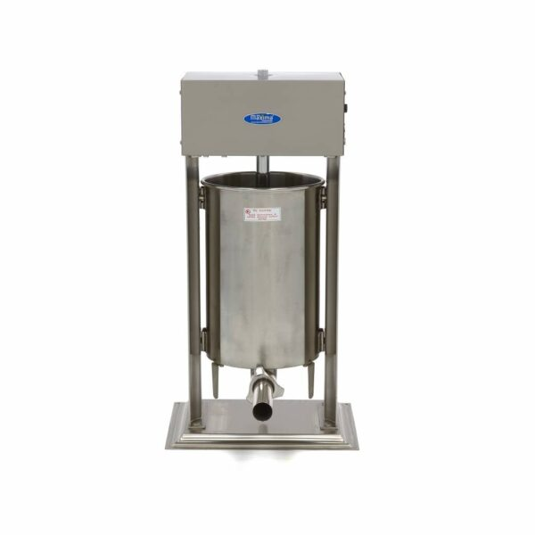 Maxima aparat vertical automat de umplut carnati 15L