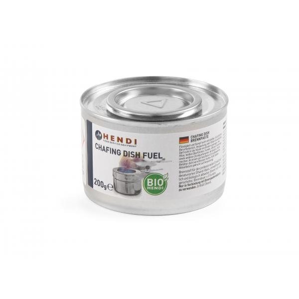 Combustibil incalzire chafing dish- cutie 200 gr - timp ardere +/-3 ore
