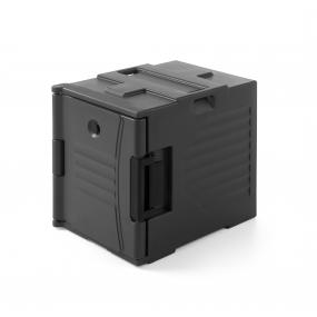 Container termic pentru catering, pt tavi GN1/1, polietilena, Hendi, 69x49x(H)64 cm