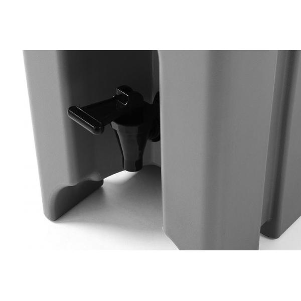 Distribuitor de bauturi termo-izolant cu robinet, 9.4 l, Amerbox, dimensiune exterioara (mm) 230x420x(H)470