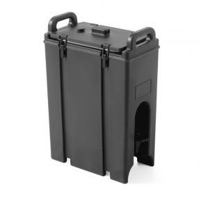 Distribuitor de bauturi termo-izolant cu robinet, 18 l, Amerbox, dimensiune exterioara (mm) 230x420x(H)620