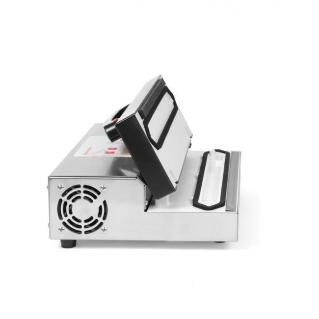 Masina profesioanala de vidat cu banda Revolution, 700 W, 390x275x(H)150 mm