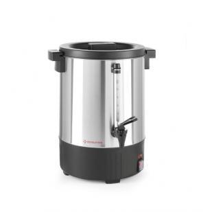 Boiler bauturi fierbinti 6 lt, Revolution,30x30x(H)39 cm inox, 1300W, termostat 0-96 gr C