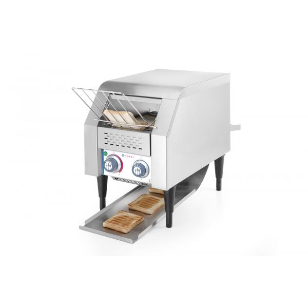 Toaster Hendi, 1340W, Timer, Argintiu, 288x418x(H)387
