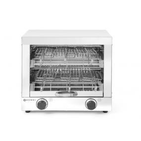 Toaster cu 6 compartimente, Hendi, inox, 3000W, 43.8x29x(H)40.2 cm