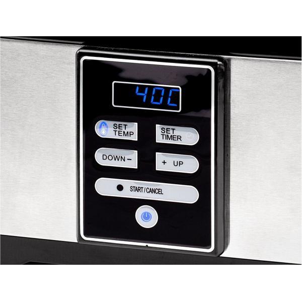 Aparat de gatit Sous-Vide Meister Cookmania ,display digital pentru acuratetea temperaturii