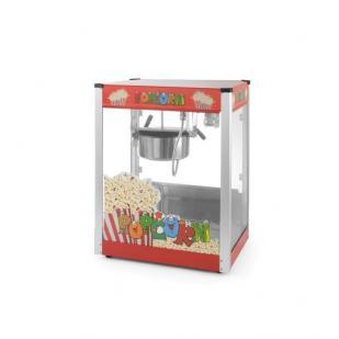 Aparat profesional de facut popcorn, Revolution, 1440W, 500x370x(H)680 mm