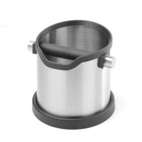 Recipient rotund pentru zat, otel inoxidabil, 153x185x165 mm