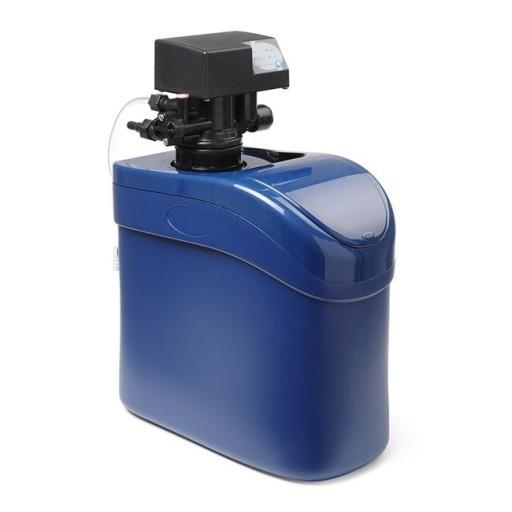 Sistem automat de dedurizare a apei prin ionizare, Albastru debit apa 5 l/min, cu panou control digital