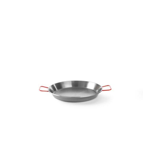 Tigaie cu 2 manere, diametru 26 cm, din otel, ideala pentru paella