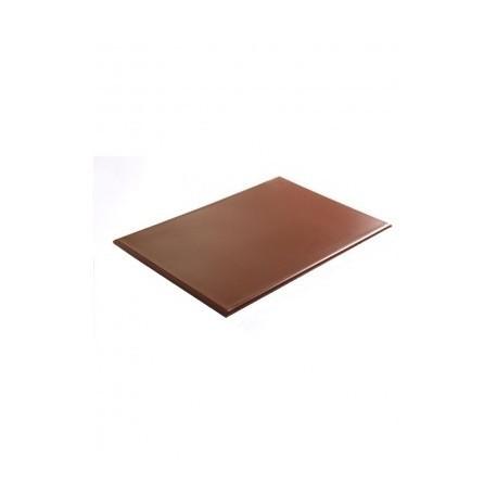 Tocator universal maro, 530x325x(H) 10 mm, polietilena HDPE, potrivit si la uz profesional